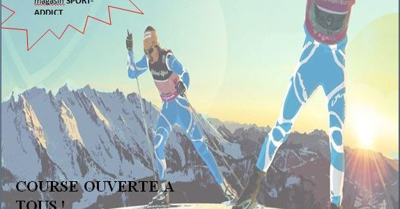 Course de ski de fond la Valentine 18/02/2018